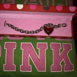 Victoria's Secret PINK Charm Me perfume bracelet